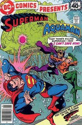 DC Comics Presents: Superman (Grapa) #5