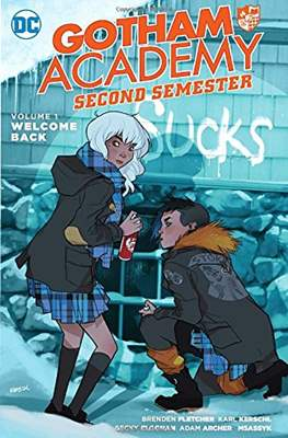 Gotham Academy Second Semester (Trade Paperback) #1
