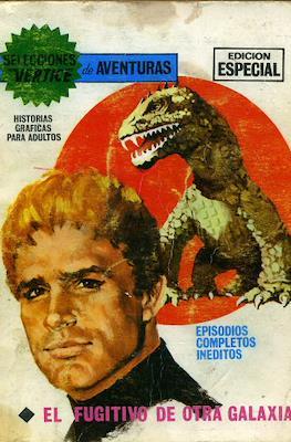 Selecciones Vertice de aventuras. Edición especial (1968-1972) (Rústica 128 pp) #77