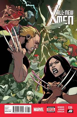 All-New X-Men (Comic Book) #36