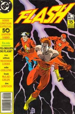 Flash (1990) (Grapa, 28 páginas) #1