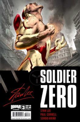 Soldier Zero (Cómic grapa) #3