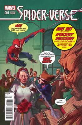 Spider-Verse Vol. 1 (2014 Variant Cover) (Comic Book 36 pp) #1.1