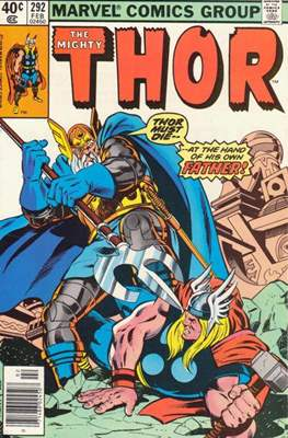 Journey into Mystery / Thor Vol 1 (Comic Book) #292
