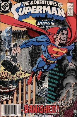 Superman Vol. 1 / Adventures of Superman Vol. 1 (1939-2011) (Comic Book) #450