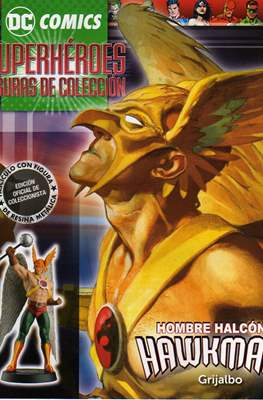 DC Comics Superhéroes. Figuras de colección (Fascículo/Grapa) #40