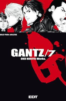 Gantz (Rústica con sobercubierta) #7