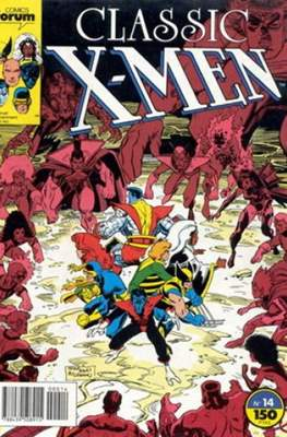 Classic X-Men Vol. 1 (1988-1992) (Grapa 32 pp) #14