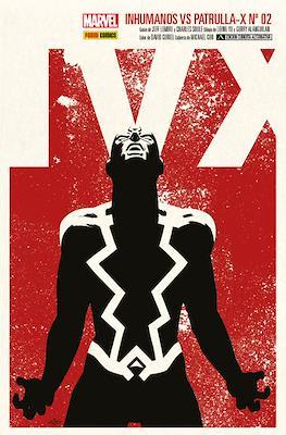 Inhumanos Vs. Patrulla-X (Portadas alternativas) (Grapa) #2