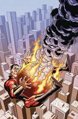 Penultiman (Comic Book) #3