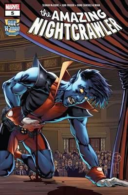 Age of X-Man: The Amazing Nightcrawler (2019) #5