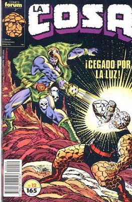 La Cosa (1989-1990) (Grapa 32 pp) #12