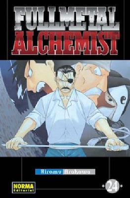Fullmetal Alchemist (Rústica con sobrecubierta) #24