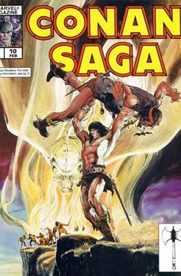 Conan Saga (Comic-book) #10
