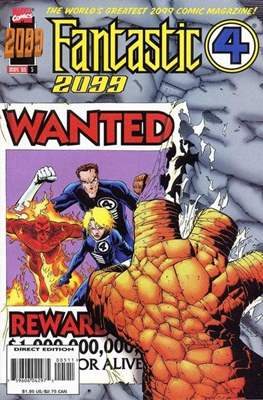 Fantastic Four 2099 (Comic Book) #5