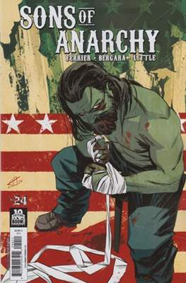 Sons of the Anarchy (Comic Book) #24
