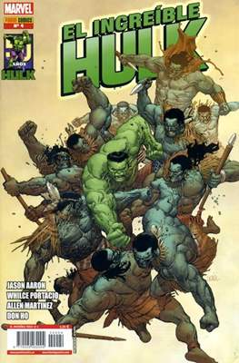 El Increíble Hulk Vol. 2 / Indestructible Hulk / El Alucinante Hulk / El Inmortal Hulk (2012-) (Comic Book) #4
