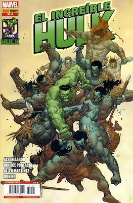 El Increíble Hulk Vol. 2 / Indestructible Hulk / El Alucinante Hulk / El Inmortal Hulk (2012-) #4