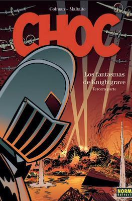 Choc (Cartoné 88 pp) #3
