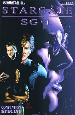 Stargate SG-1. Convention Special 2006