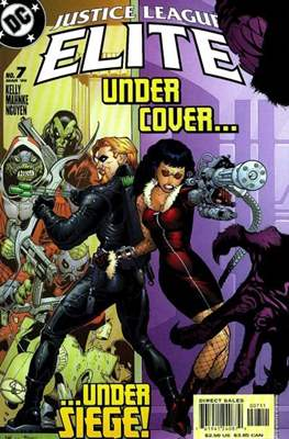 Justice League Elite (2004-2005) (Comic Book) #7