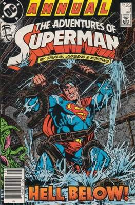 The Adventures of Superman Annual (Comic Book) #1