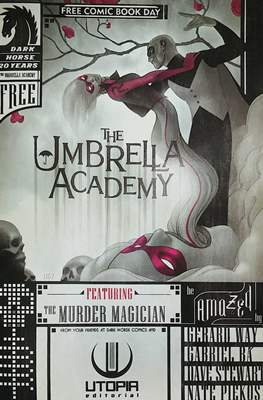 The Umbrella Academy: The Murder Magician - Free Comic Book Day