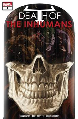 Death of the Inhumans (Variant Covers)