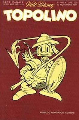 Topolino (Brossurato) #989