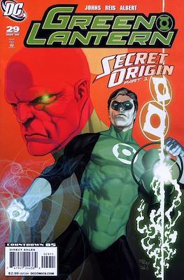 Green Lantern Vol. 4 (2005-2011) (Comic book) #29