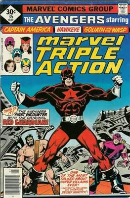 Marvel Triple Action Vol 1 (Comic-book.) #35