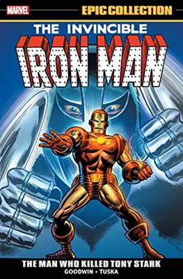 Iron Man Epic Collection (Softcover) #3