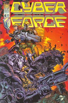 Cyberforce Vol. 2 (1996-1997) (Grapa 32-48 pp) #4