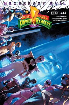 Mighty Morphin Power Rangers (Comic Book) #47