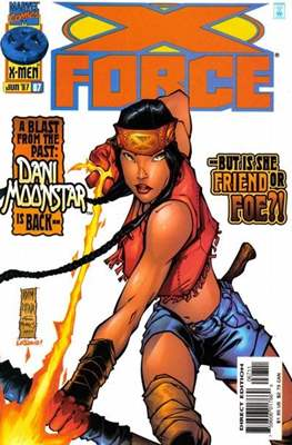 X-Force Vol. 1 (1991-2002) (Comic Book) #67