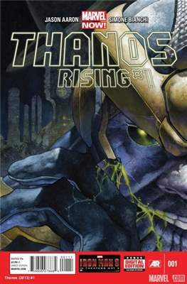 Thanos Rising (Saddle-stitched) #1