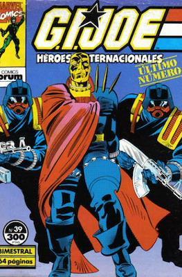 Comando G.I.Joe (Grapa. 19x27. 32 páginas. Color.) #39