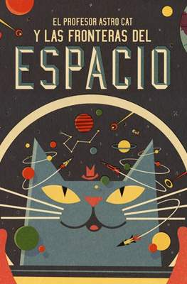 El profesor Astro Cat #1