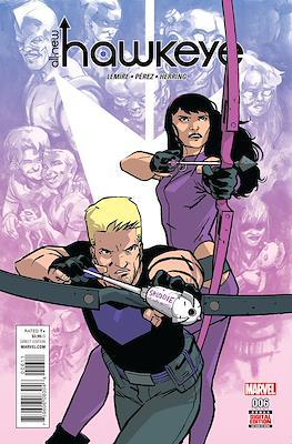 All-New Hawkeye (Vol. 2 2015-2016) (Grapa) #6