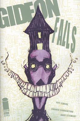 Gideon Falls (Variant Cover) (Comic Book) #5