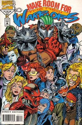 The New Warriors (Comic-Book) #51