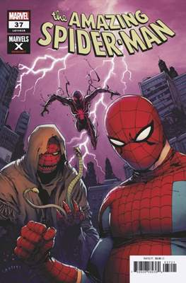 The Amazing Spider-Man Vol. 5 (2018- Variant Cover) (Comic Book) #37