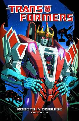 Transformers- Robots in Disguise (Softcover) #5