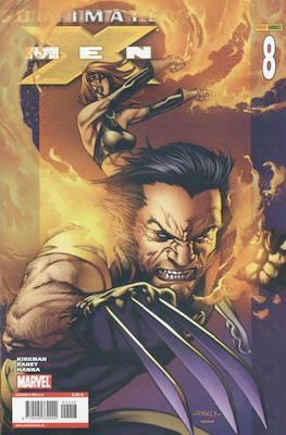 Ultimate X-Men Vol. 2 (2006-2009) (Rústica 48 pp) #8