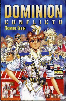 Dominion. Conflicto #5