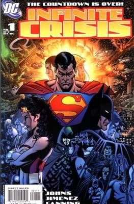 Infinite Crisis (Comic-Book) #1