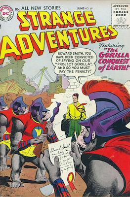 Strange Adventures (Comic Book) #69