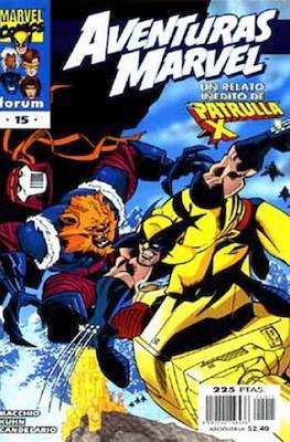 Aventuras Marvel (Grapa. 24 páginas.) #15