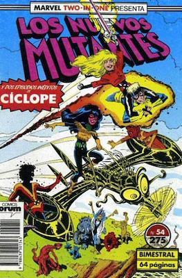 Los Nuevos Mutantes Vol. 1 (1986-1990) #54