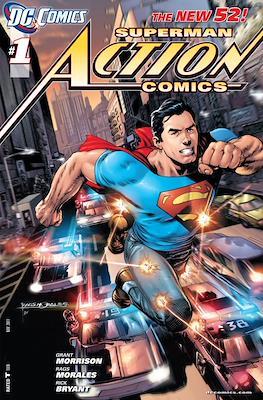 Action Comics Vol. 2 (2011-2016) #1
